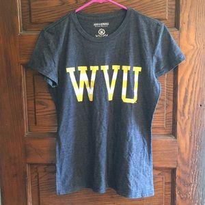 Tops - WVU T-Shirt
